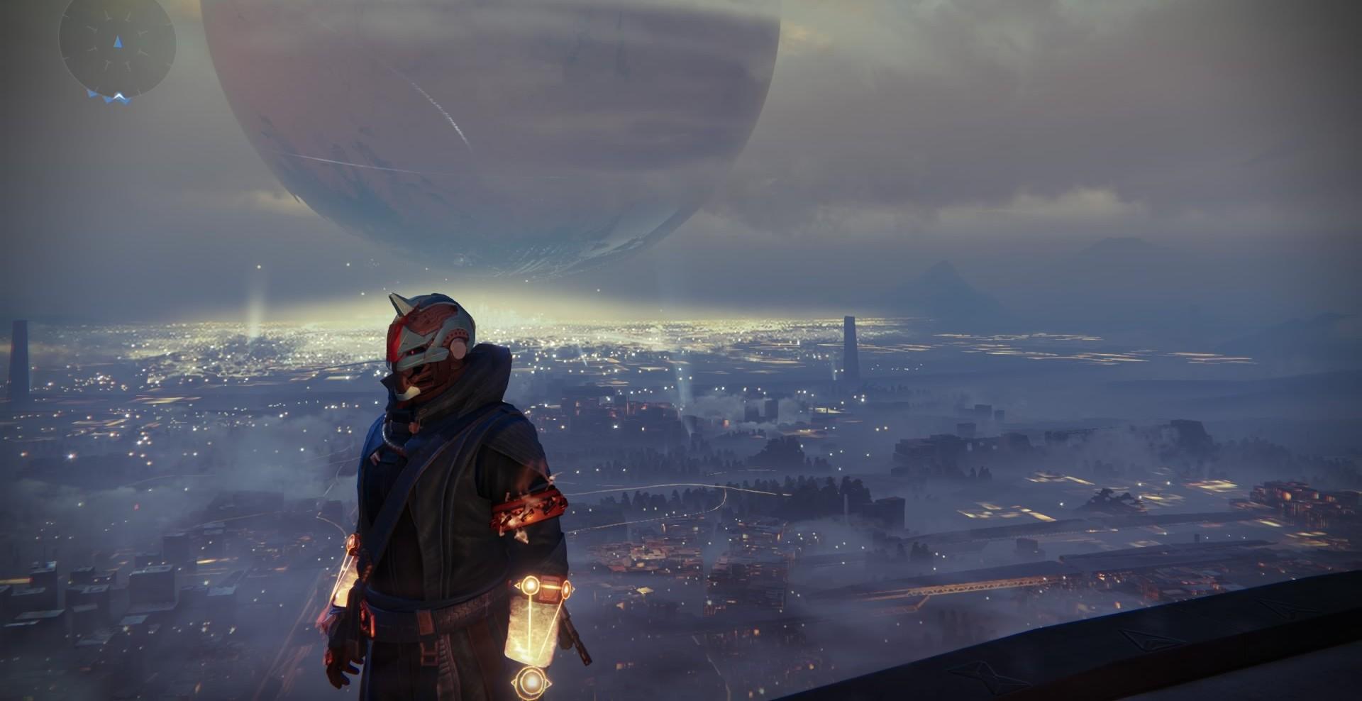 Warlock - Sunbreakers